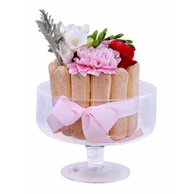 Buchet flori - cutie flori - aranjament floral - cadou dulce