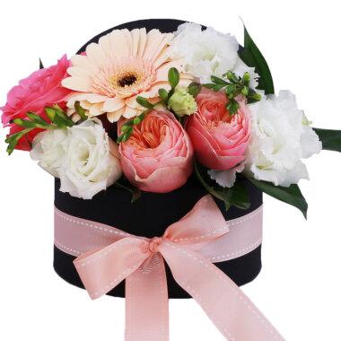 Livrare flori Militari Residence - trandafiri delicati