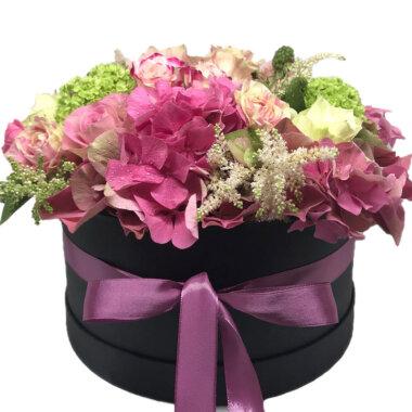 Cutie flori - aranjament floral - livrare flori