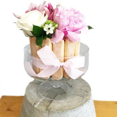 Buchet flori - florarie online - cutie flori - livrare