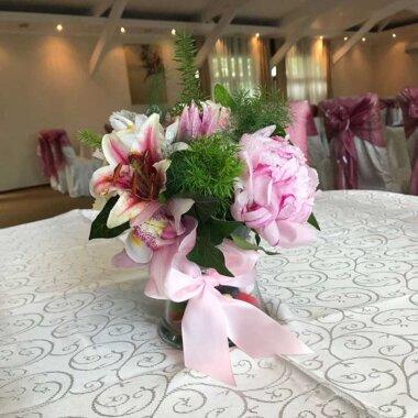 Aranjament floral masa - florarie