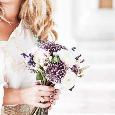 Buchet de flori - florarie online - livrare flori - buchet mireasa unic