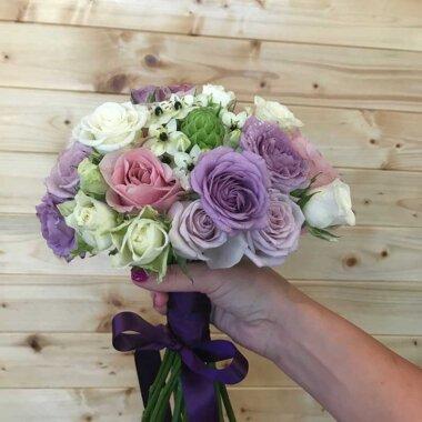 Buchet mireasa/nasa -florarie online - livrare flori