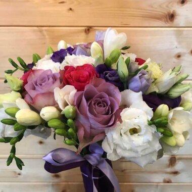 Buchet mireasa, buchet nasa, florarie, livrare flori
