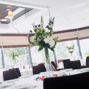 Aranjament masa - florarie online - evenimente - nunta - botez