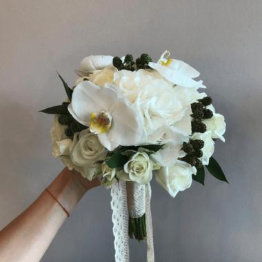 Buchet de flori - flori online - livrare flori - buchet mireasa/nasa
