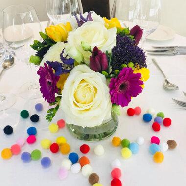 Buchet de flori - evenimente - nunta - livrare flori Bucuresti