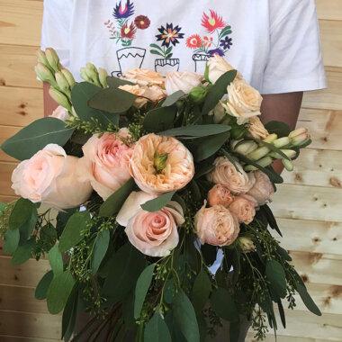 Buchet flori - florarie online - livrare - declaratie dragoste