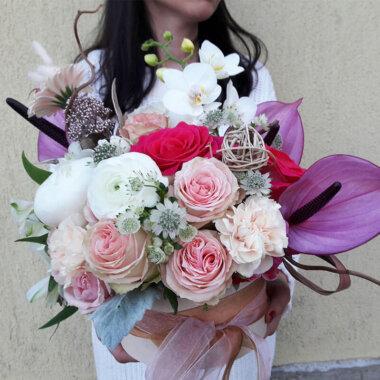 Cutie Flori - Beautiful Ranunculus