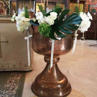 Cristelnita flori naturale Chiajna