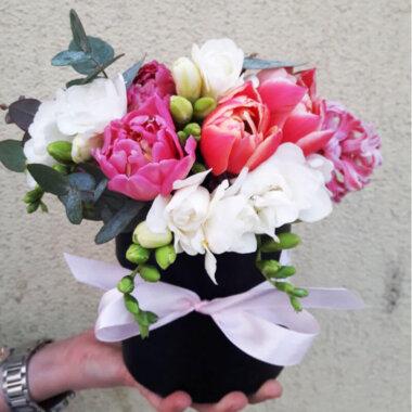 Livrare rapida flori proaspete