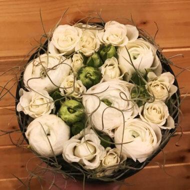 Trandafiri - Cutie flori Bucuresti