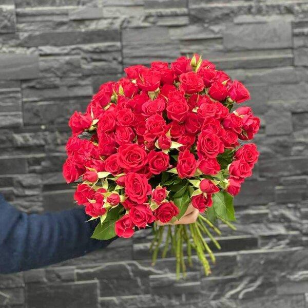 """Buchet Mini Trandafiri - For your """"Favorite Girl"""""""