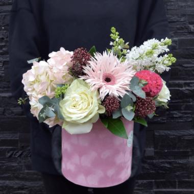 Cutie Flori - Always pink