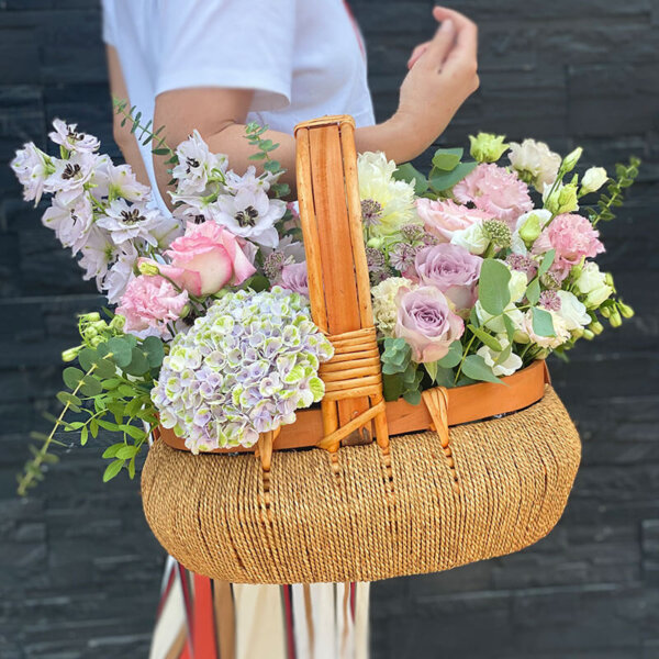 Cutie Flori - The basket of joy