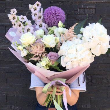 Buchet - Delphinium bouquet