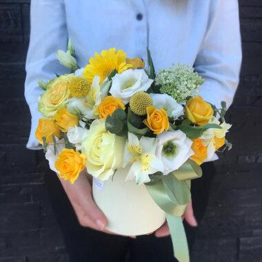 Cutie Flori - Yellow smile